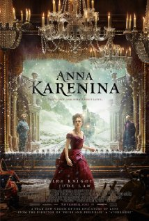 Anna Karenina as 1st Assistant Editor