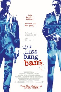 Kiss Kiss Bang Bang as VFX Editor