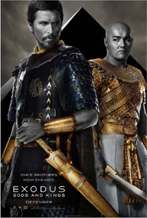 Exodus: Gods and Kings as Associate Editor