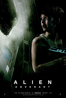 Alien: Covenant as Additional Editor