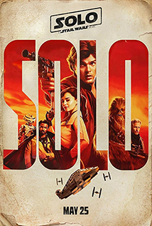 Solo: A Star Wars Story as Additional Editor