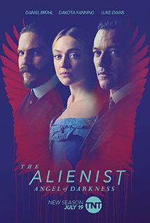 Editor of The Alienist: Angel of Darkness
