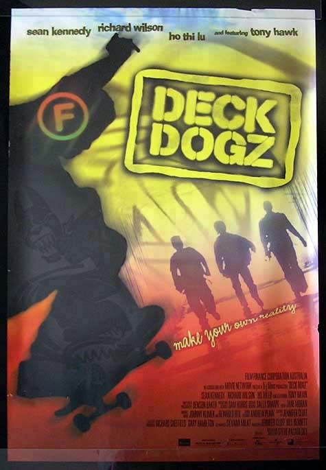 Deck Dogz as 1st Assistant Editor