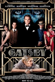 The Great Gatsby as Editorial DI Supervisor